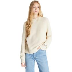 Textil Ženy Svetry Calvin Klein Jeans J20J215290 Béžový