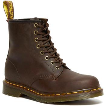 Boty Muži Kotníkové boty Dr Martens 11822203 Hnědý