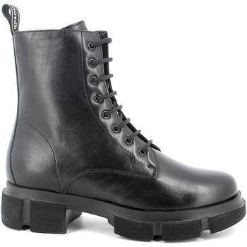Boty Ženy Kotníkové boty IgI&CO 8187100 Černá