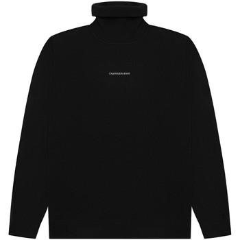Textil Muži Svetry Calvin Klein Jeans J30J318612 Černá