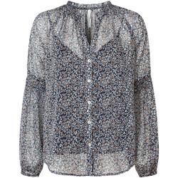 Textil Ženy Košile / Halenky Pepe jeans PL304025 Černá