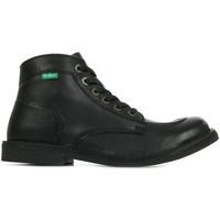 Boty Muži Kotníkové boty Kickers Kickstoner Černá