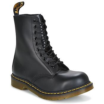 Boty Kotníkové boty Dr Martens 1919 Černá