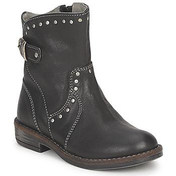 Boty Dívčí Kotníkové boty Noel FRANCA Černá