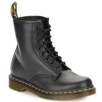 Boty Kotníkové boty Dr Martens 1460 Černá