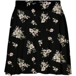 Textil Ženy Sukně Vero Moda Jupe femme  vmsimply black sandy