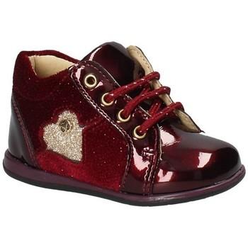 Boty Dívčí Kotníkové boty Melania ME0152A8I.C Červené