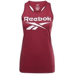 Textil Muži Trička s krátkým rukávem Reebok Sport Identity Vínově červené