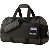 Taška Sportovní tašky Puma Gym Duffle M Bag Černá