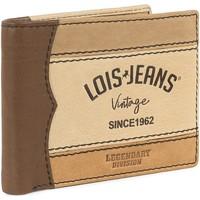 Taška Muži Náprsní tašky Lois Pánská peněženka s vodorovnou pletí Světle hnědá