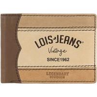 Taška Muži Náprsní tašky Lois Pánská kožená peněženka Světle hnědá