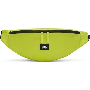 Taška Kabelky  Nike Heritage Bledě zelené