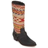 Boty Ženy Kozačky Sancho Boots CROSTA TIBUR GAVA Kaštanová-červená