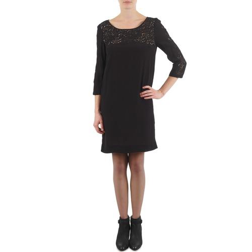 Textil Ženy Krátké šaty Stella Forest ZRO045 Černá