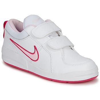 Nike Tenisky Dětské PICO 4 PSV - Bílá