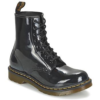 Boty Ženy Kotníkové boty Dr Martens 1460 W Černá