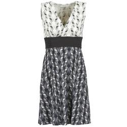 Textil Ženy Krátké šaty Patagonia MARGOT Černá / Bílá