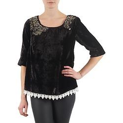 Textil Ženy Trička s dlouhými rukávy Lollipops PILOW TOP Černá