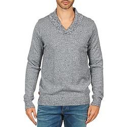 Textil Muži Svetry Kulte PULL CHARLES 101823 BLEU Modrá