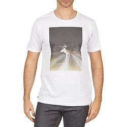 Textil Muži Trička s krátkým rukávem Kulte BALTHAZAR PLEIN PHARE 101931 BLANC Bílá