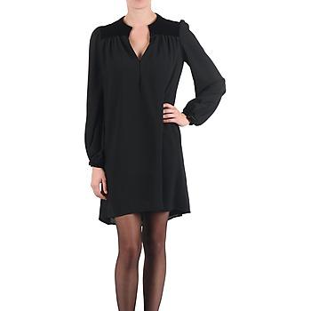 Textil Ženy Krátké šaty Brigitte Bardot BB43119 Černá