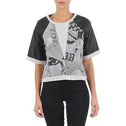 Textil Ženy Mikiny Brigitte Bardot BB43025 Šedá