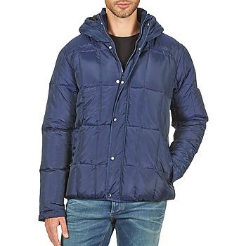 Textil Muži Prošívané bundy Bench QUOTA Modrá