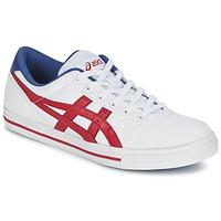 Boty Nízké tenisky Asics AARON Bílá / Červená