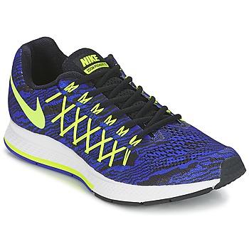 Boty Muži Běžecké / Krosové boty Nike AIR ZOOM PEGASUS 32 PRINT Modrá