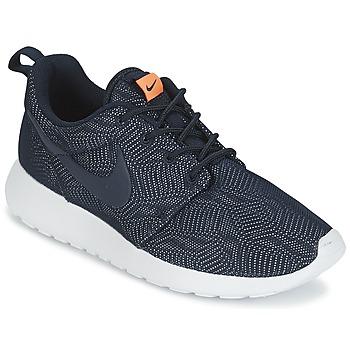 Nike Tenisky ROSHE RUN MOIRE W - Modrá