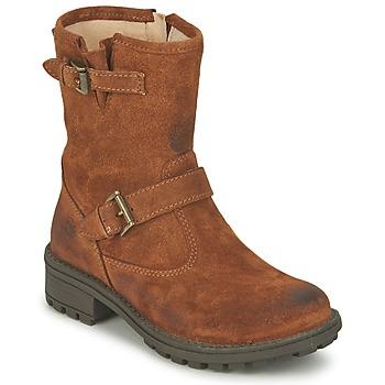 Naturino Kotníkové boty Dětské - - Hnědá