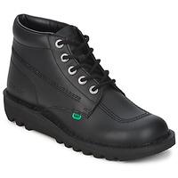 Boty Muži Kotníkové boty Kickers KICK HI Černá