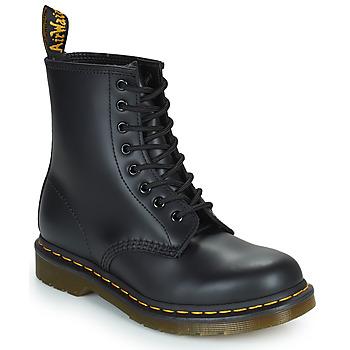 Boty Kotníkové boty Dr Martens 1460 8 EYE BOOT Černá