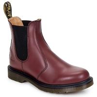 Boty Kotníkové boty Dr Martens 2976 CHELSEA BOOT Červená