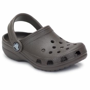 Boty Děti Pantofle Crocs KIDS CLASSIC CAYMAN Čokoládová