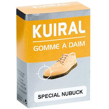Péče o obuv Kuiral GOMME A DAIM