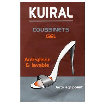 Doplňky  Ženy Doplňky k obuvi Kuiral COUSSINET GEL 0.0