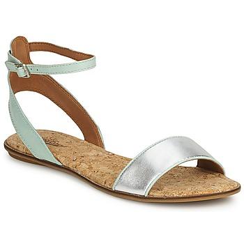 Boty Ženy Sandály Lucky Brand COVELA Stříbrná