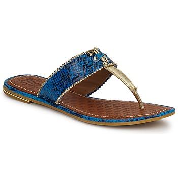 Boty Ženy Sandály Juicy Couture ADELINE Třpytivá / Modrá