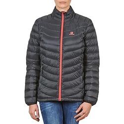 Textil Ženy Prošívané bundy Salomon Jacket HALO DOWN JACKET W BLACK Černá