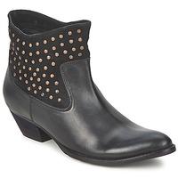 Boty Ženy Kotníkové boty Friis & Company DUBAI FLIC Černá
