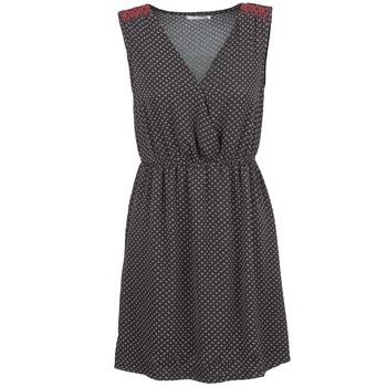 Textil Ženy Krátké šaty Betty London DADIO Černá