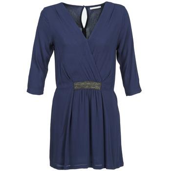 Textil Ženy Krátké šaty Betty London DUSTY Tmavě modrá