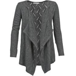 Textil Ženy Svetry / Svetry se zapínáním Betty London DINNA Šedá