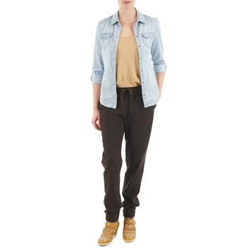 Textil Ženy Turecké kalhoty / Harémky Bensimon BRODY Hnědá