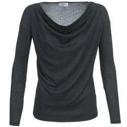 Textil Ženy Trička s dlouhými rukávy Casual Attitude DELINDA Černá