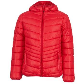 Textil Muži Prošívané bundy Yurban DAVE Červená