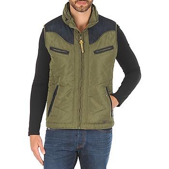 Textil Muži Prošívané bundy Diesel WEMIL JACKET Khaki