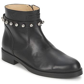 Kotníkové boty Moschino Cheap & CHIC CA21102MOYCE0000