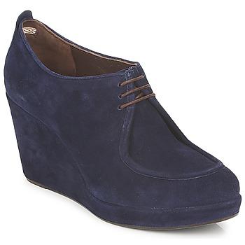 Boty Ženy Nízké kozačky Coclico HIDEO Tmavě modrá